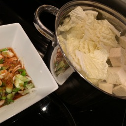 Yu-Tofu/湯豆腐